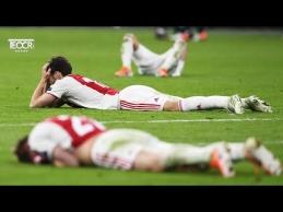 Jaudinantys futbolo momentai