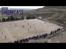 """""""Tikrasis futbolas"""" Ispanijos provincijoje"""