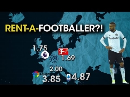 Skolinamų žaidėjų armija keičia futbolą