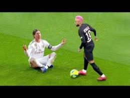 Neįtikėtini momentai futbole