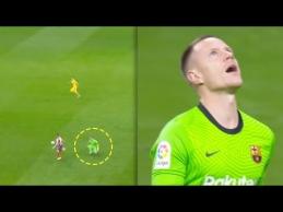 Kvailos futbolininkų klaidos