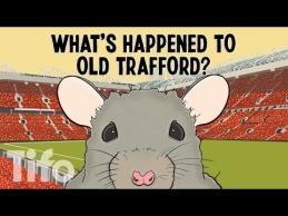 """Old Trafford"" stadiono problema"
