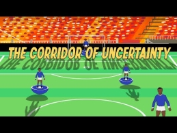 """Kas yra """"neužtikrintumo koridorius""""?"""