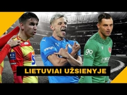 Lietuvių žaidimas užsienio lygose (8)